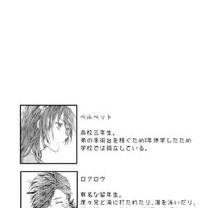 【ロクベル】手強い女【TOB】