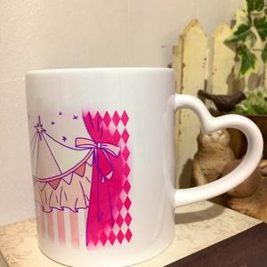 チェシャ猫のマグカップ