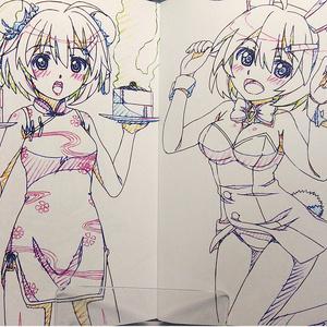 【同人誌】<フルカラー>HIKARI SMILEY color【ブレイブウィッチーズ】