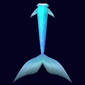 人魚になる方法(着せ替え用人魚パーツ) ver1.0