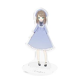くもの上ユメミ アクリルフィギュアVer.2