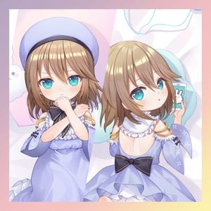 【~8/31期間限定】くもの上ユメミ抱き枕カバー2!