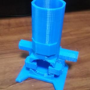 3Dプリンター用STLデータ_オリジナルビーダマン「イノセントトーテム」