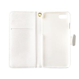 ❤ iPhone ケース ❤ 手帳型✩ファッションイラスト✩手帳型✩スマホケース✩Sunny Side✩ロゴ