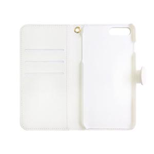 ❤ iPhone ケース ❤ 手帳型✩ファッションイラスト✩Los Angeles✩スマホケース✩ロゴ
