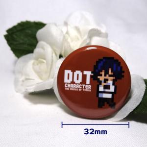 聖ルドルフ 缶バッチ32mm