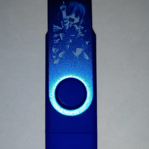32GB microUSB-B/C対応 チルノ USBメモリ