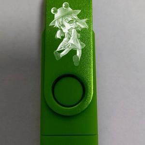 32GB microUSB-B/C対応 諏訪子 USBメモリ