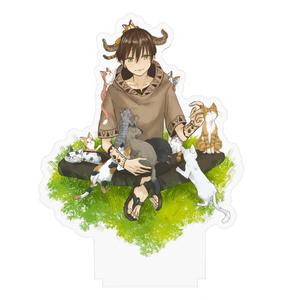 イラと12匹の猫 アクリルフィギュアスタンド