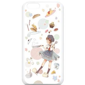 iPhone6/6Plusケース(クッキングガール)