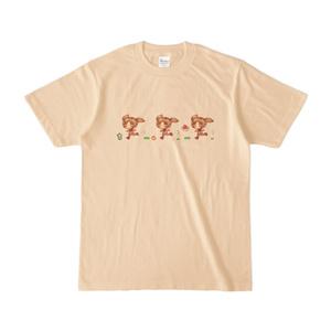 走るティナTシャツ