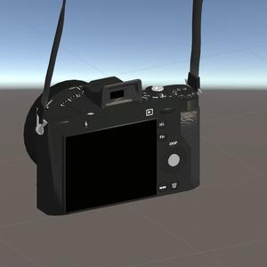 【VRChat向け】デジタルカメラ