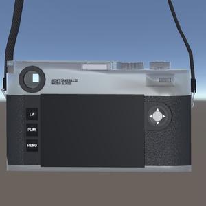 【VRChat向け】デジタルカメラ L10