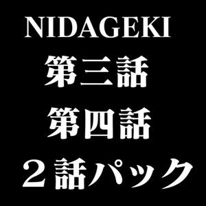 NIDAGEKI 第三話 第四話 2話パック