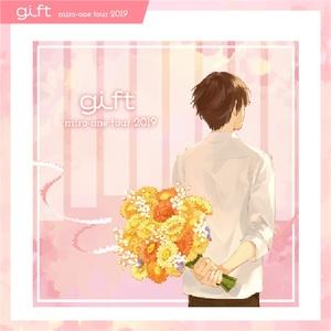 「 gift 」CD【2019 ツアー】