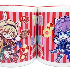 トール&ロキ 茶会マグカップ
