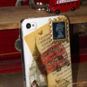ロンドンの魔法【iPhone4s対応ケース】