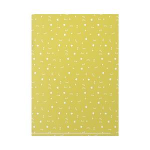 こいしちゃんクリアファイル#04<flake>yellow × cobalt