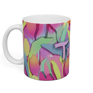 チューリップマグカップ