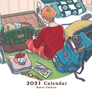 【卓上】2021カレンダー+ミニbook