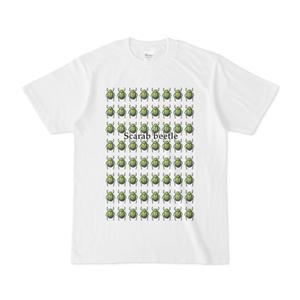 コガネムシ 8×8 (無地)