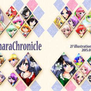 【創作】27CharaChronicle