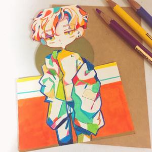 「彩と円」