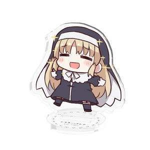 【非公式】 至福のクレアさんアクリルフィギュア