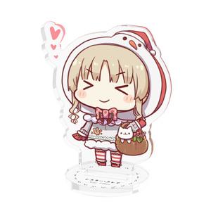 【非公式】クリスマスクレアさんアクリルフィギュア