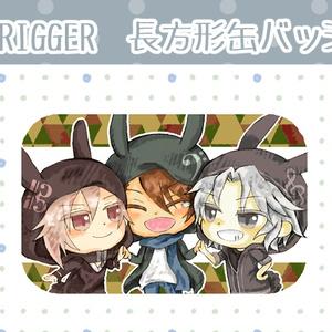 【アイナナ】TRIGGER 長方形缶バッジ