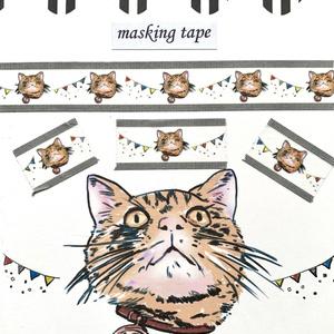 Fresh Cat マスキングテープ