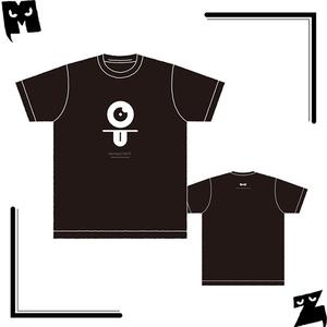 Tシャツ(黒) / Mサイズ