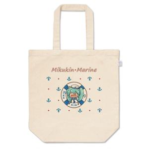 ミク菌マリンテーマトートバッグ