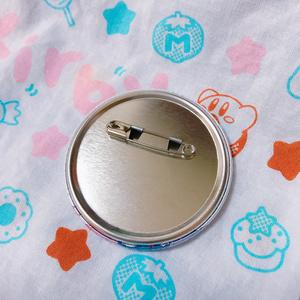 ねこみみしょーと缶バッジ