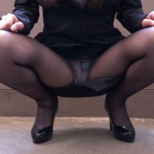 パンスト女子m15