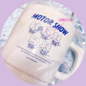 チュウセイタイ♡プラマグカップ