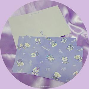 ハロウィン限定♥ポストカード