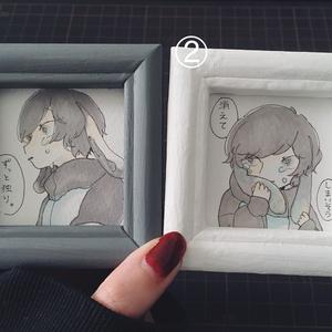 ミニ原画①〜⑦