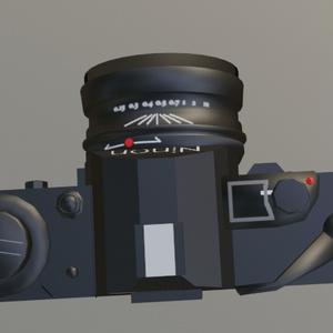 フィルム一眼レフカメラ「Ninon C-1」