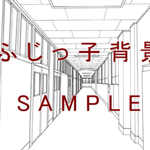 学校_廊下(1)