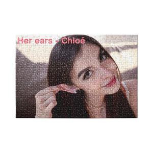 Her ears -Chloé(モデル:クロエ)