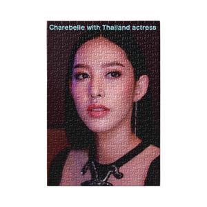 """タイの人気女優""""チューベル""""・ララリン・テジャサ・ウェークス puzzle"""