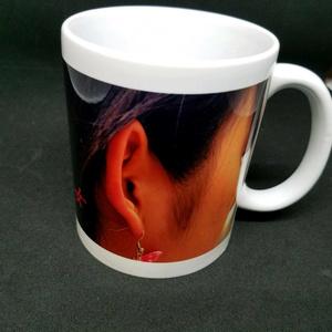 猿耳の女 マグカップ その5