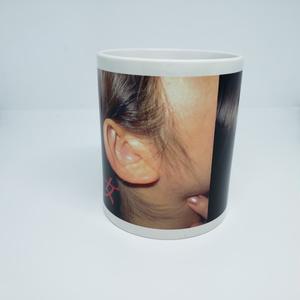 猿耳の女 マグカップ その7(Mariru)