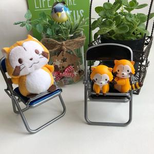 【送料無料】ミニチュアパイプ椅子