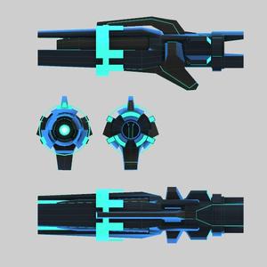 3Dモデル B1D99プラズマディスペンサー