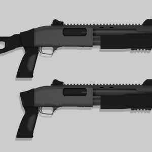 M137 WingOver ポンプアクションショットガン