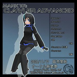 オリジナル3Dモデル Mark101:Crawler Advanced