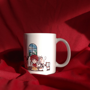 白樺プロレタマグカップ