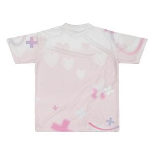 フルグラフィックTシャツ #おとめも